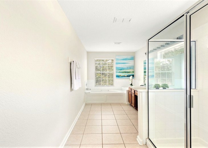 ❤️*Newly Renovated* Luxury 6BR Windsor Hills Pool Villa, 2 miles to Disney #33