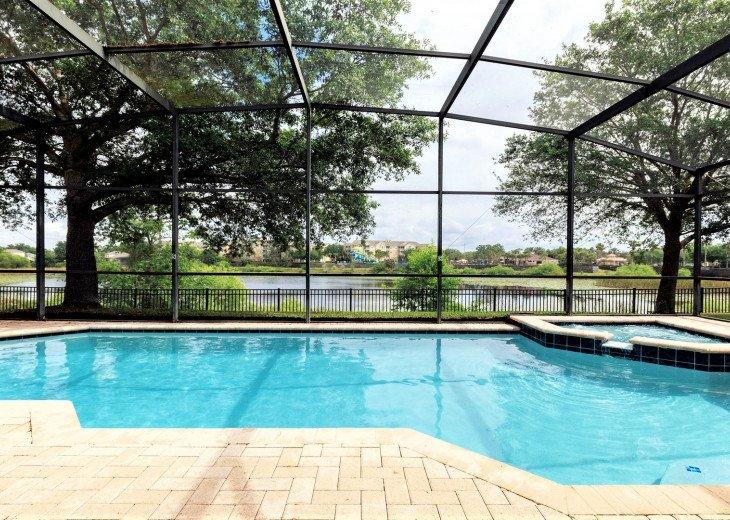 ❤️*Newly Renovated* Luxury 6BR Windsor Hills Pool Villa, 2 miles to Disney #3