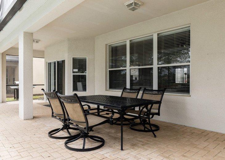 ❤️*Newly Renovated* Luxury 6BR Windsor Hills Pool Villa, 2 miles to Disney #26