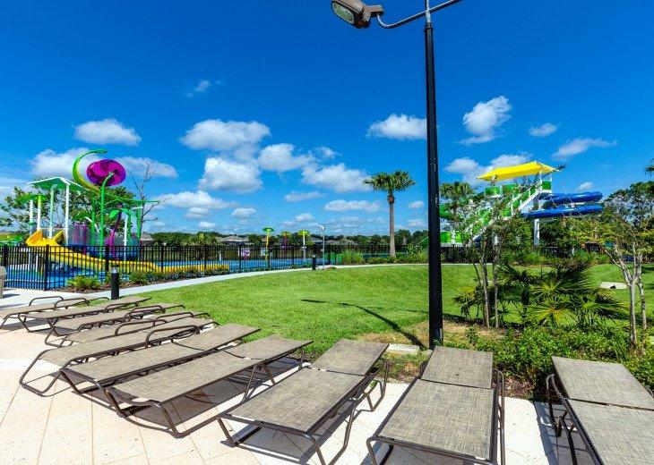 ❤️*Newly Renovated* Luxury 6BR Windsor Hills Pool Villa, 2 miles to Disney #52