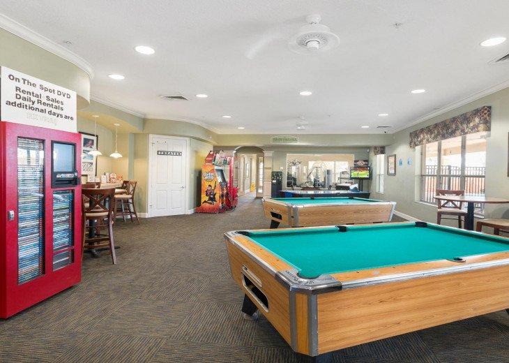 ❤️*Newly Renovated* Luxury 6BR Windsor Hills Pool Villa, 2 miles to Disney #48