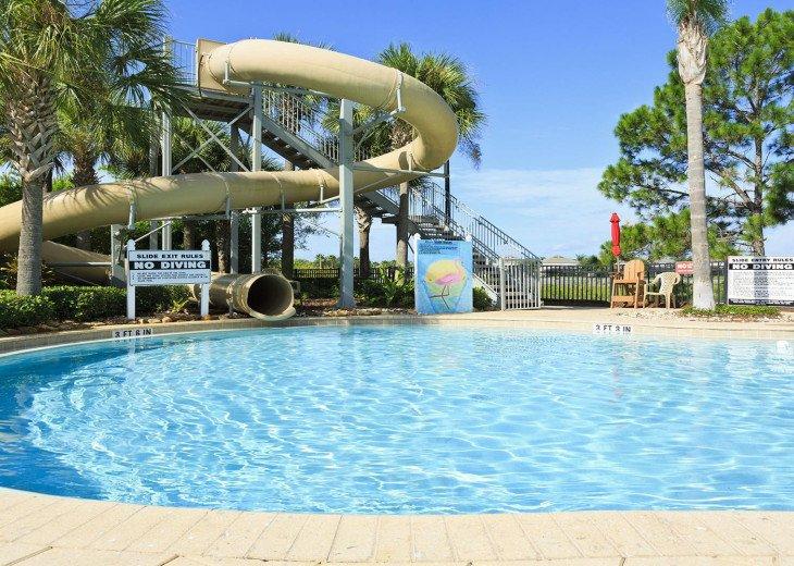 ❤️*Newly Renovated* Luxury 6BR Windsor Hills Pool Villa, 2 miles to Disney #53