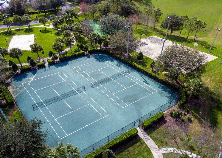 ❤️*Newly Renovated* Luxury 6BR Windsor Hills Pool Villa, 2 miles to Disney #61