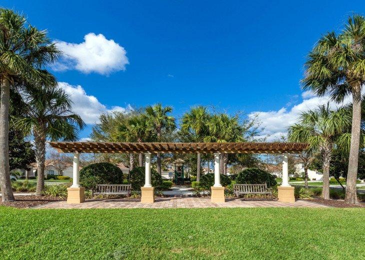 ❤️*Newly Renovated* Luxury 6BR Windsor Hills Pool Villa, 2 miles to Disney #55
