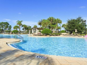 ❤️*Newly Renovated* Luxury 6BR Windsor Hills Pool Villa, 2 miles to Disney #1