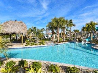 9BD 5BA Modern Champions Gate Villa Private Pool Spa Sleeps 20 #1
