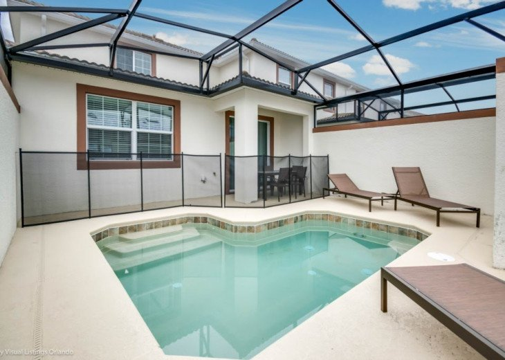 5BD 4BA Town Home Champions Gate. Private Pool. Stylish and Great Value #22