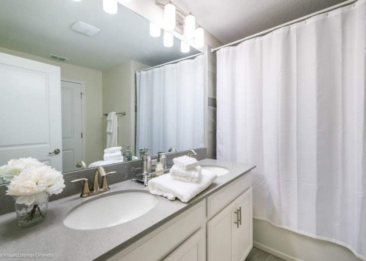 Beautiful 4BD 3BA Town Home Champions Gate. Private Pool. Very Affordable Luxury #14