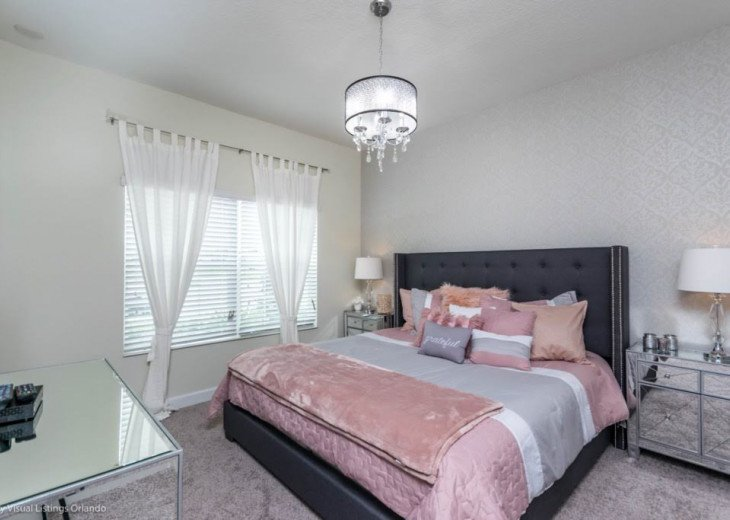 Beautiful 4BD 3BA Town Home Champions Gate. Private Pool. Very Affordable Luxury #9