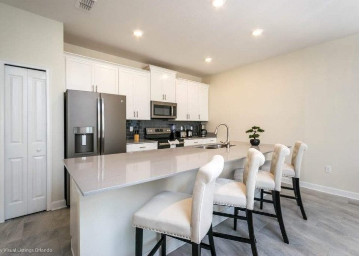 Beautiful 4BD 3BA Town Home Champions Gate. Private Pool. Very Affordable Luxury #6