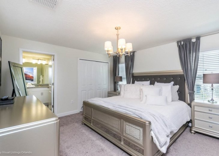 Beautiful 4BD 3BA Town Home Champions Gate. Private Pool. Very Affordable Luxury #12