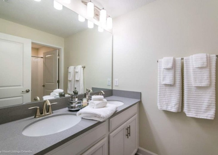Beautiful 4BD 3BA Town Home Champions Gate. Private Pool. Very Affordable Luxury #20