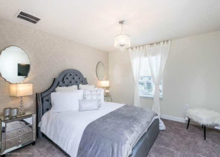 Beautiful 4BD 3BA Town Home Champions Gate. Private Pool. Very Affordable Luxury #16