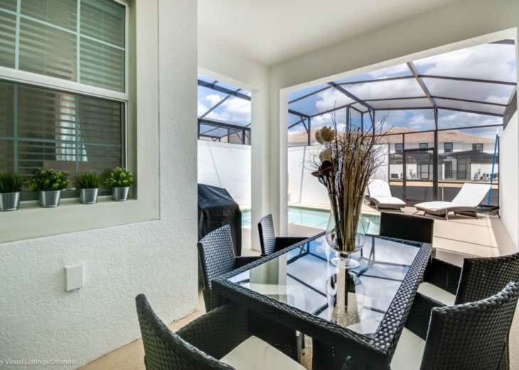 Beautiful 4BD 3BA Town Home Champions Gate. Private Pool. Very Affordable Luxury #23