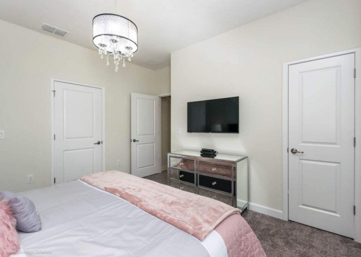 Beautiful 4BD 3BA Town Home Champions Gate. Private Pool. Very Affordable Luxury #10
