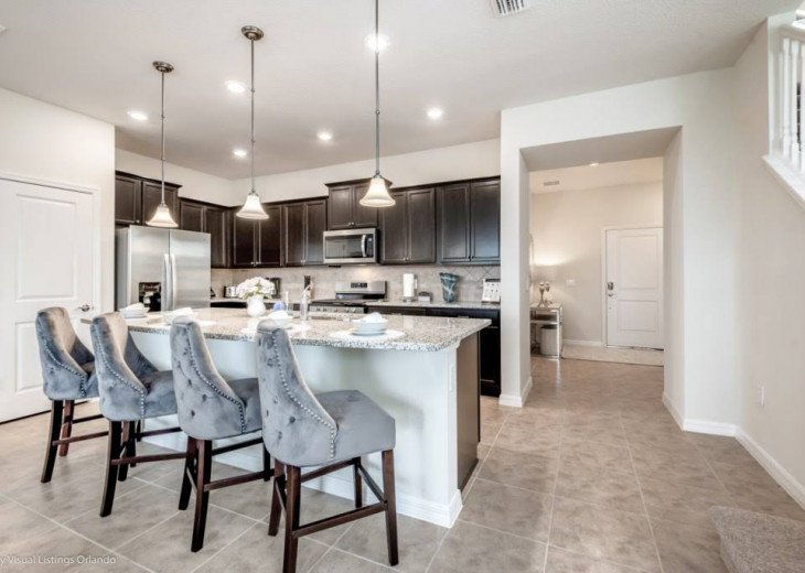 Stunning Affordable 5BD 5BA Town Home Solterra. Private Pool Star Wars TV Loft. #12