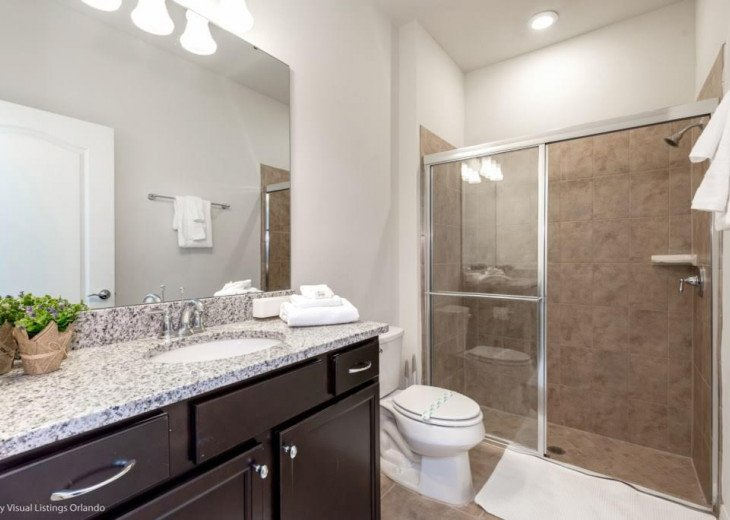 Stunning Affordable 5BD 5BA Town Home Solterra. Private Pool Star Wars TV Loft. #18