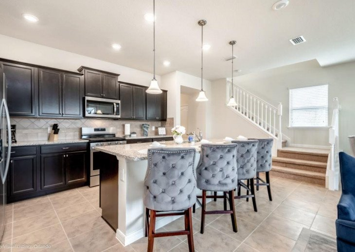 Stunning Affordable 5BD 5BA Town Home Solterra. Private Pool Star Wars TV Loft. #11