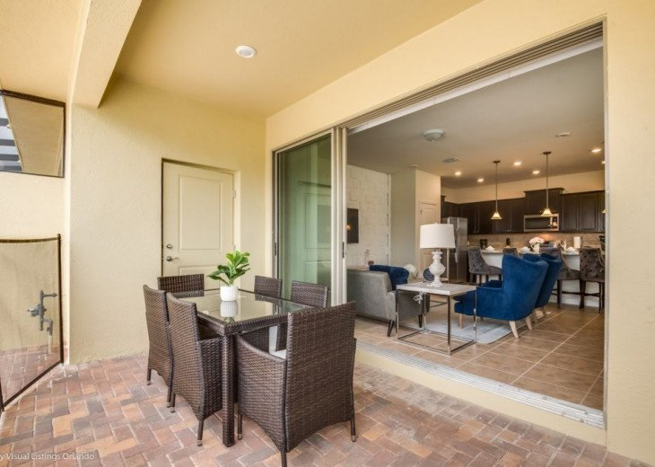 Stunning Affordable 5BD 5BA Town Home Solterra. Private Pool Star Wars TV Loft. #36