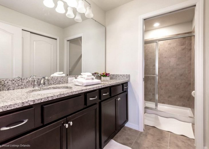 Stunning Affordable 5BD 5BA Town Home Solterra. Private Pool Star Wars TV Loft. #25