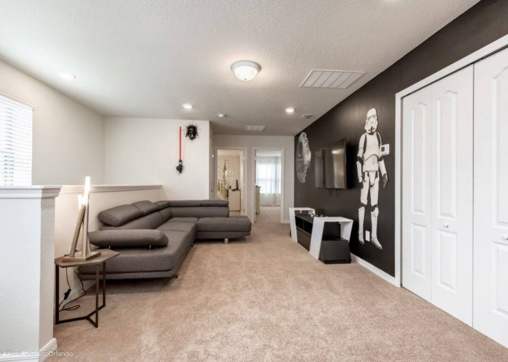 Stunning Affordable 5BD 5BA Town Home Solterra. Private Pool Star Wars TV Loft. #21