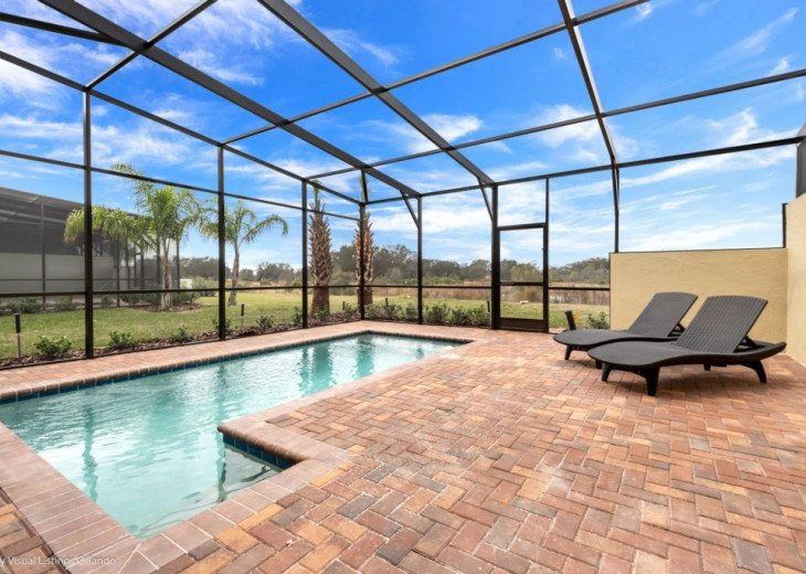 Stunning Affordable 5BD 5BA Town Home Solterra. Private Pool Star Wars TV Loft. #39