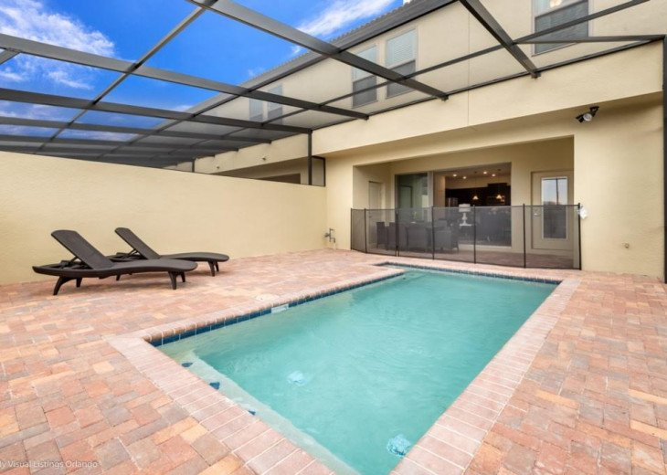 Stunning Affordable 5BD 5BA Town Home Solterra. Private Pool Star Wars TV Loft. #43