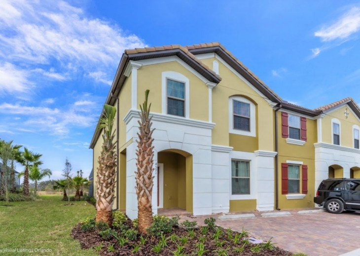 Stunning Affordable 5BD 5BA Town Home Solterra. Private Pool Star Wars TV Loft. #2