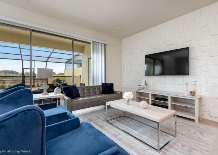 Stunning Affordable 5BD 5BA Town Home Solterra. Private Pool Star Wars TV Loft. #6