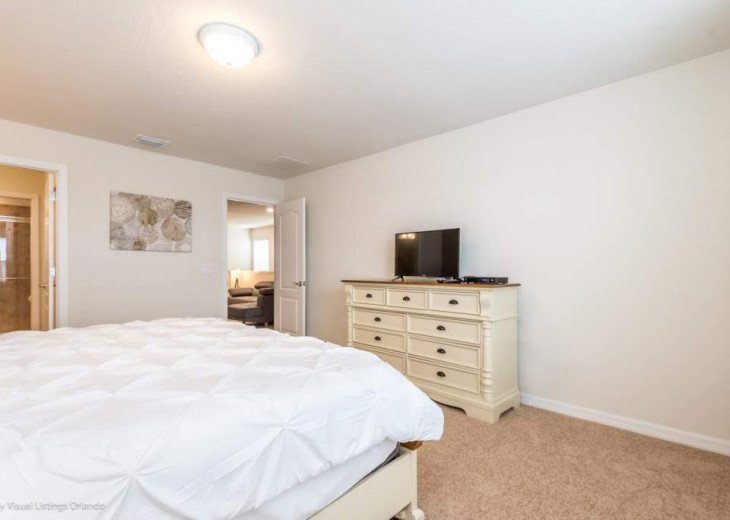 Stunning Affordable 5BD 5BA Town Home Solterra. Private Pool Star Wars TV Loft. #23