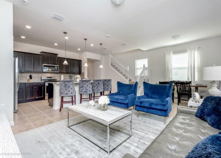 Stunning Affordable 5BD 5BA Town Home Solterra. Private Pool Star Wars TV Loft. #4