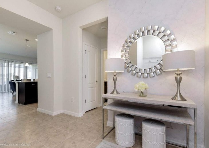 Stunning Affordable 5BD 5BA Town Home Solterra. Private Pool Star Wars TV Loft. #3