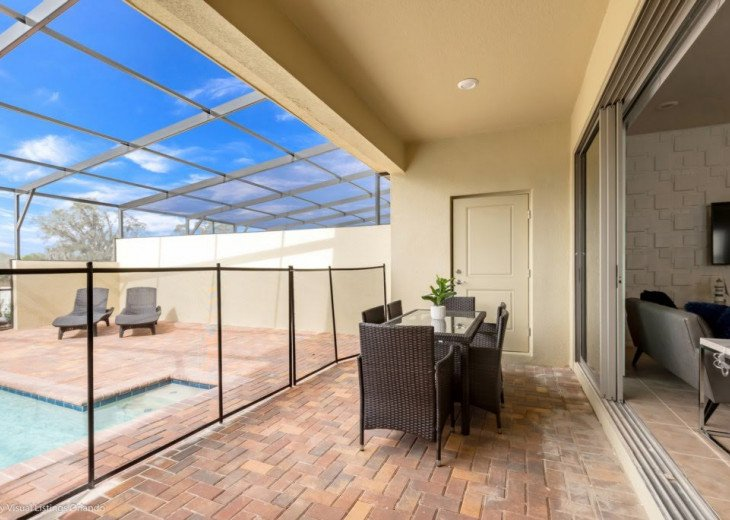 Stunning Affordable 5BD 5BA Town Home Solterra. Private Pool Star Wars TV Loft. #37