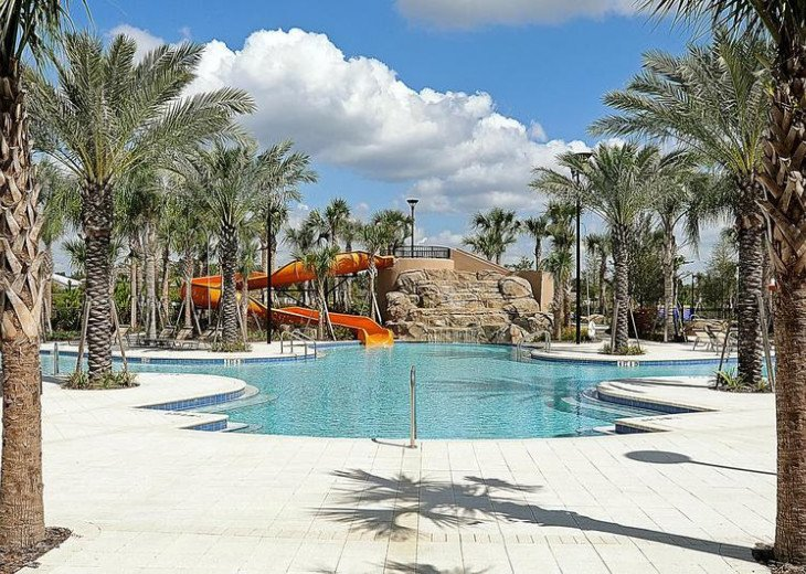 Stunning Affordable 5BD 5BA Town Home Solterra. Private Pool Star Wars TV Loft. #50