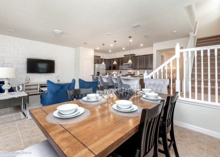 Stunning Affordable 5BD 5BA Town Home Solterra. Private Pool Star Wars TV Loft. #15