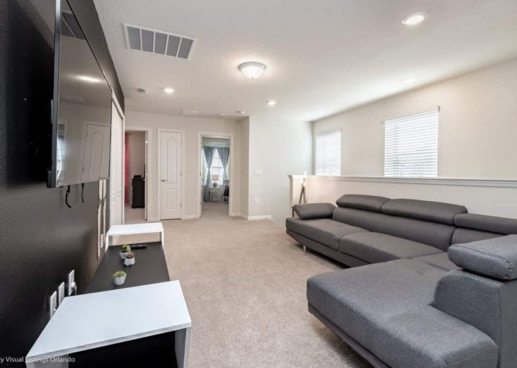Stunning Affordable 5BD 5BA Town Home Solterra. Private Pool Star Wars TV Loft. #19