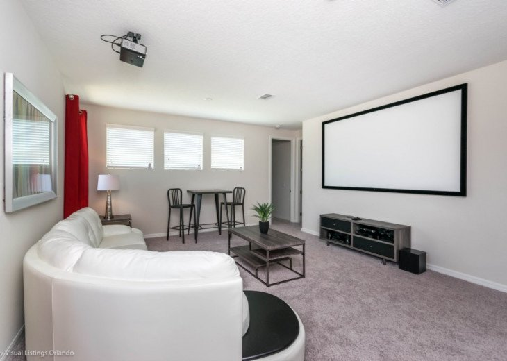 Amazing 7BD 5BA Solara Resort. Private Pool/Spa. Cinema Room. Games Room. #23