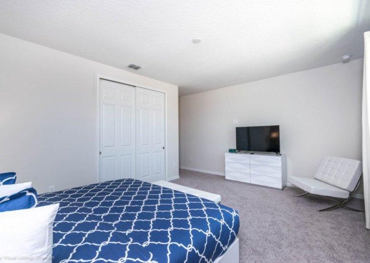 Amazing 7BD 5BA Solara Resort. Private Pool/Spa. Cinema Room. Games Room. #36