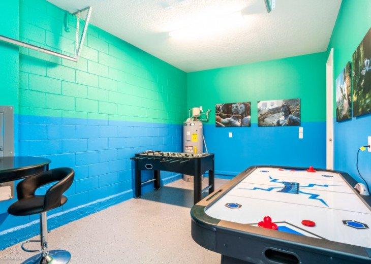 Fantastic 5BD 4BA Solara. Private Pool/Spa. TV Den/Loft. Games Room. Great Value #21