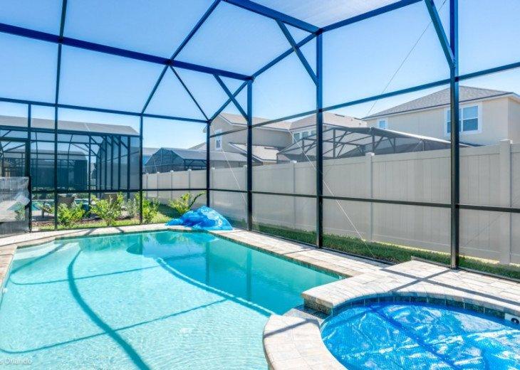 Fantastic 5BD 4BA Solara. Private Pool/Spa. TV Den/Loft. Games Room. Great Value #31