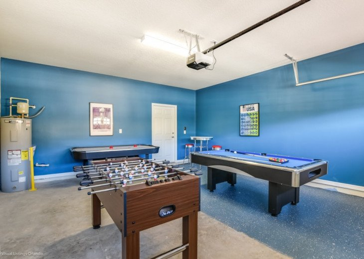 Beautiful 8BD 5BA Windsor at Westside. Private Pool/Spa. Games Room. Cinema Loft #17