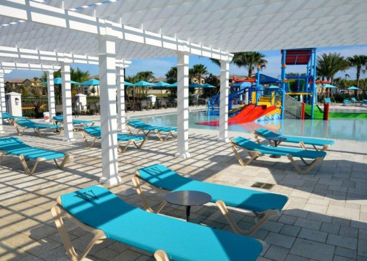 Designer 7BD 5BA Windsor at Westside Private Pool Spa TV Den/Loft Games Room #50