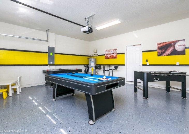 Modern 5BD 5BA Windsor at Westside Sleeps 14 Pool/Spa Games Room TV Loft #14