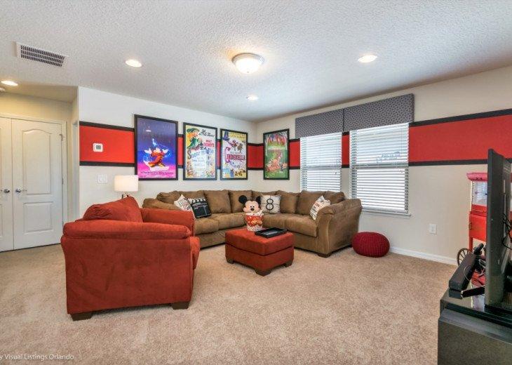 Modern 5BD 5BA Windsor at Westside Sleeps 14 Pool/Spa Games Room TV Loft #18