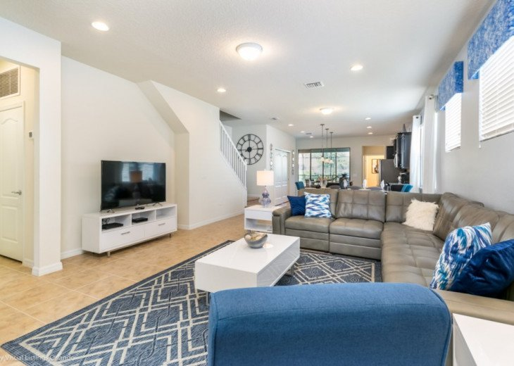 Modern 5BD 5BA Windsor at Westside Sleeps 14 Pool/Spa Games Room TV Loft #1