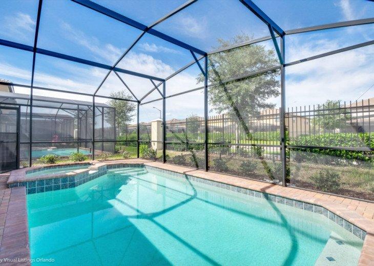 Modern 5BD 5BA Windsor at Westside Sleeps 14 Pool/Spa Games Room TV Loft #37