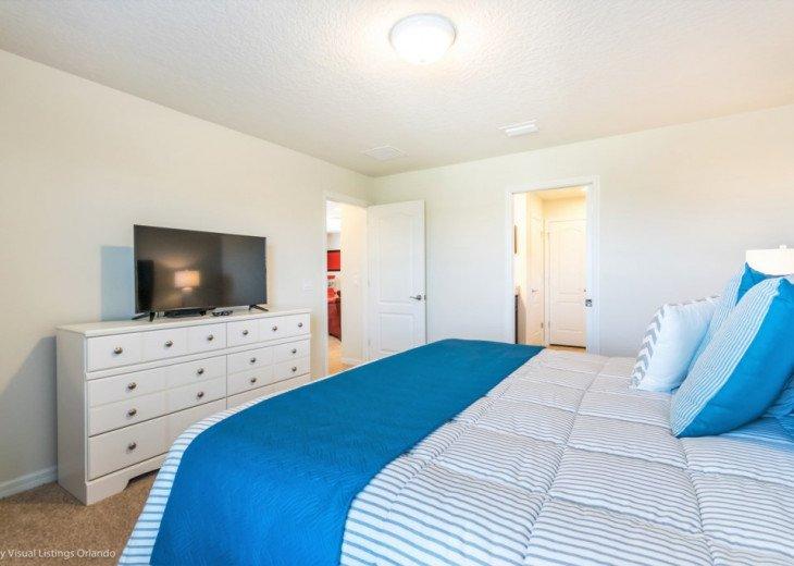 Modern 5BD 5BA Windsor at Westside Sleeps 14 Pool/Spa Games Room TV Loft #28