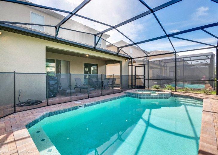 Modern 5BD 5BA Windsor at Westside Sleeps 14 Pool/Spa Games Room TV Loft #35