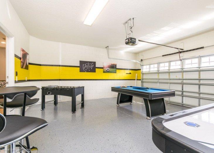 Modern 5BD 5BA Windsor at Westside Sleeps 14 Pool/Spa Games Room TV Loft #16
