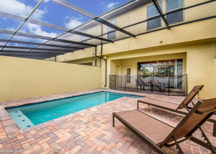 Modern 5BD 4.5BA Solterra Private Pool Games Room Free use of Resort Facilities #48